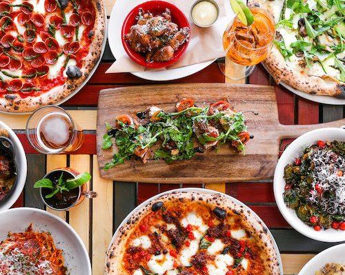 Cane Rosso Deep Ellum Restaurant