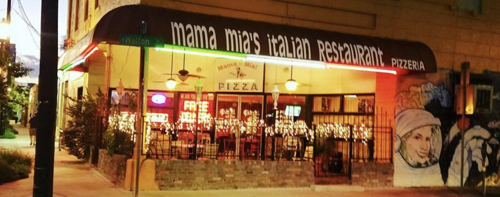 Mama Mia Italian Restaurant and Pizzeria