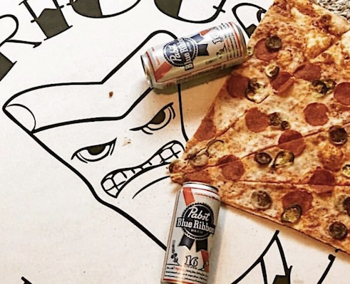 Serious Pizza Deep Ellum