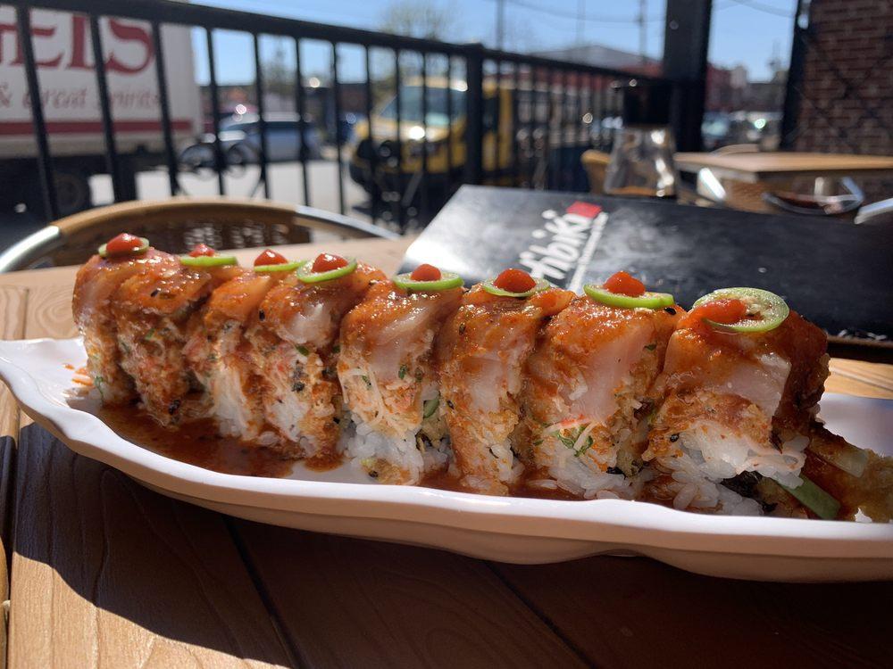 Hibiki Sushi Deep Ellum