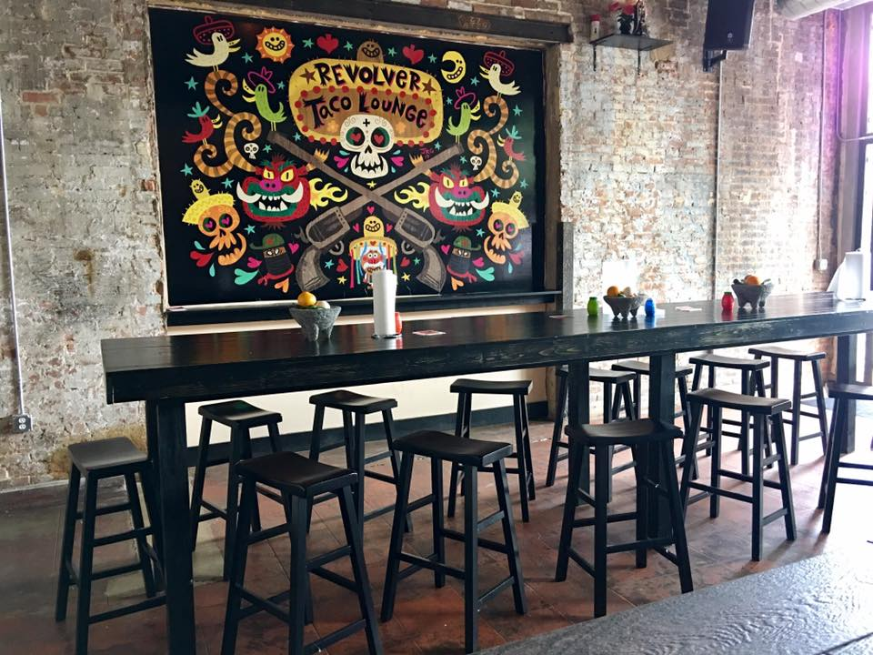 Revolver Taco Lounge Deep Ellum