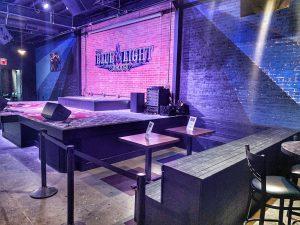 Blue Light Dallas