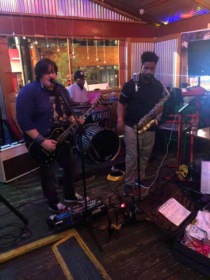Bucky Moonshine's Live Music