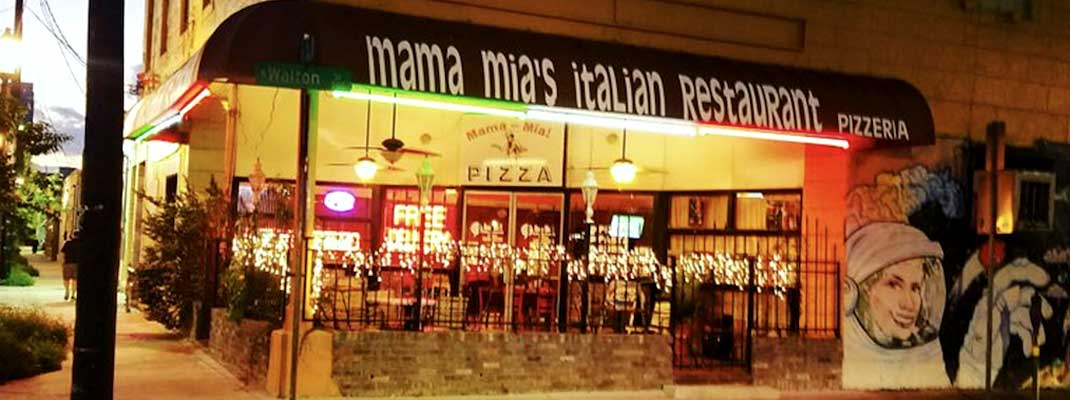 Mama Mia Italian Restaurant and Pizzeria