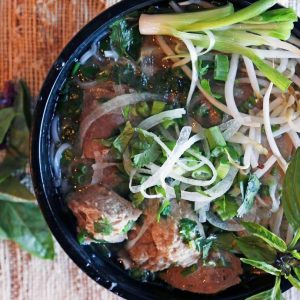 Pho Bowl Deep Ellum