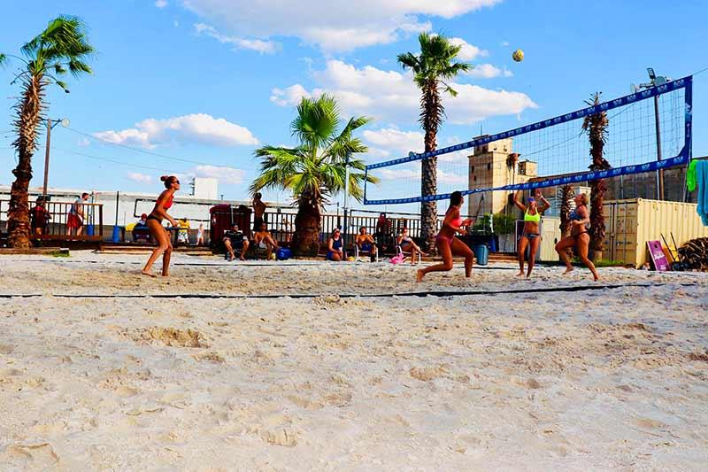 Sandbar Cantina and Grill Volleyball