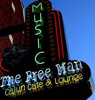 The Freeman Cajun Café and Lounge