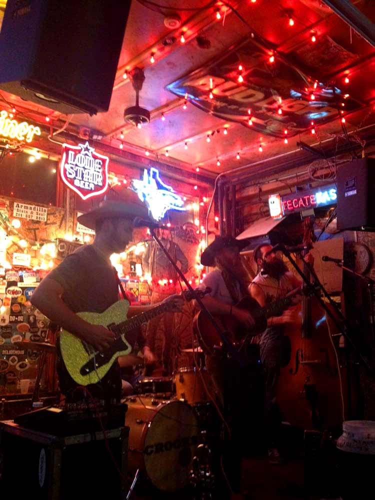 Adair's Saloon Live Music