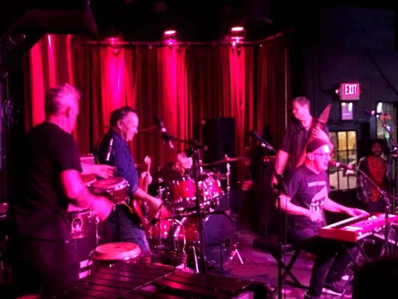 Club Dada Dallas Concert