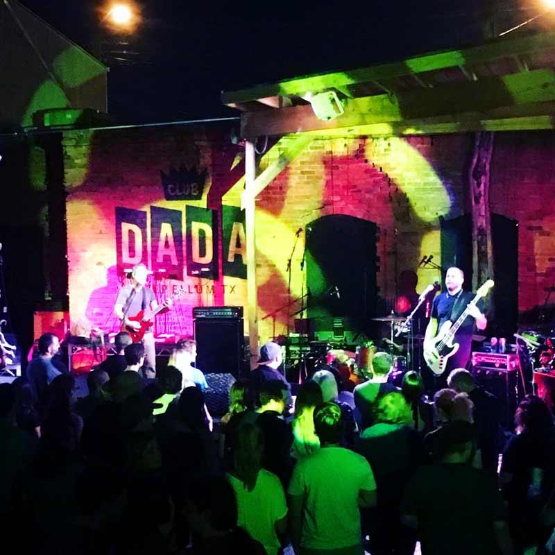 Club Dada Dallas Live Music