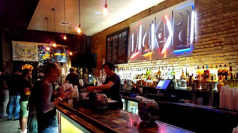 Club Dada Dallas Bar