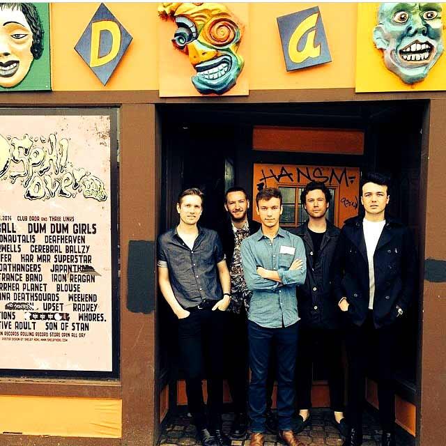Club Dada Dallas Artists