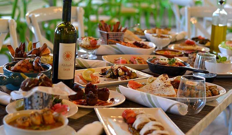 Zatar Food Wine