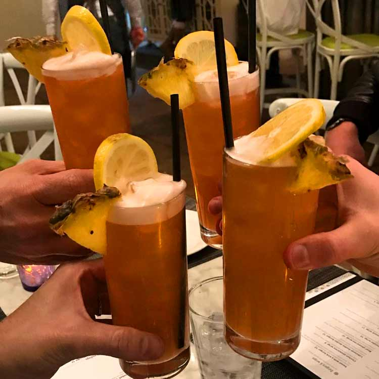Zatar Deep Ellum Drinks