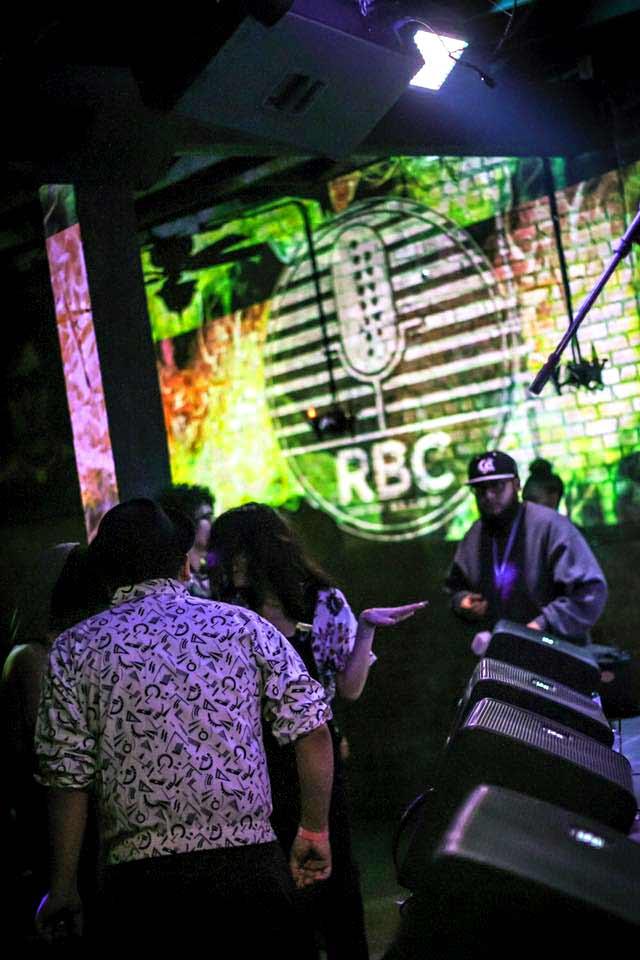 RBC Deep Ellum Dancing