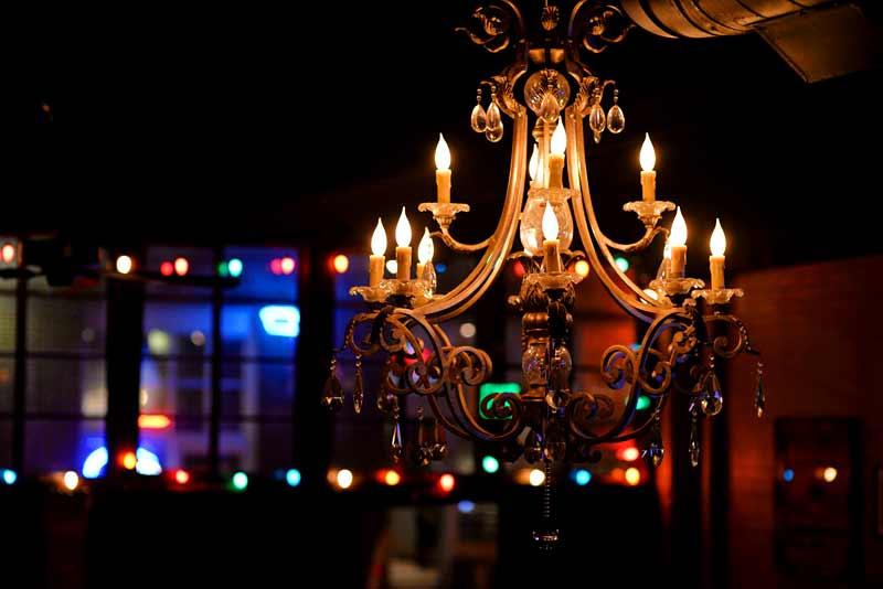 Twilite Lounge Decoration